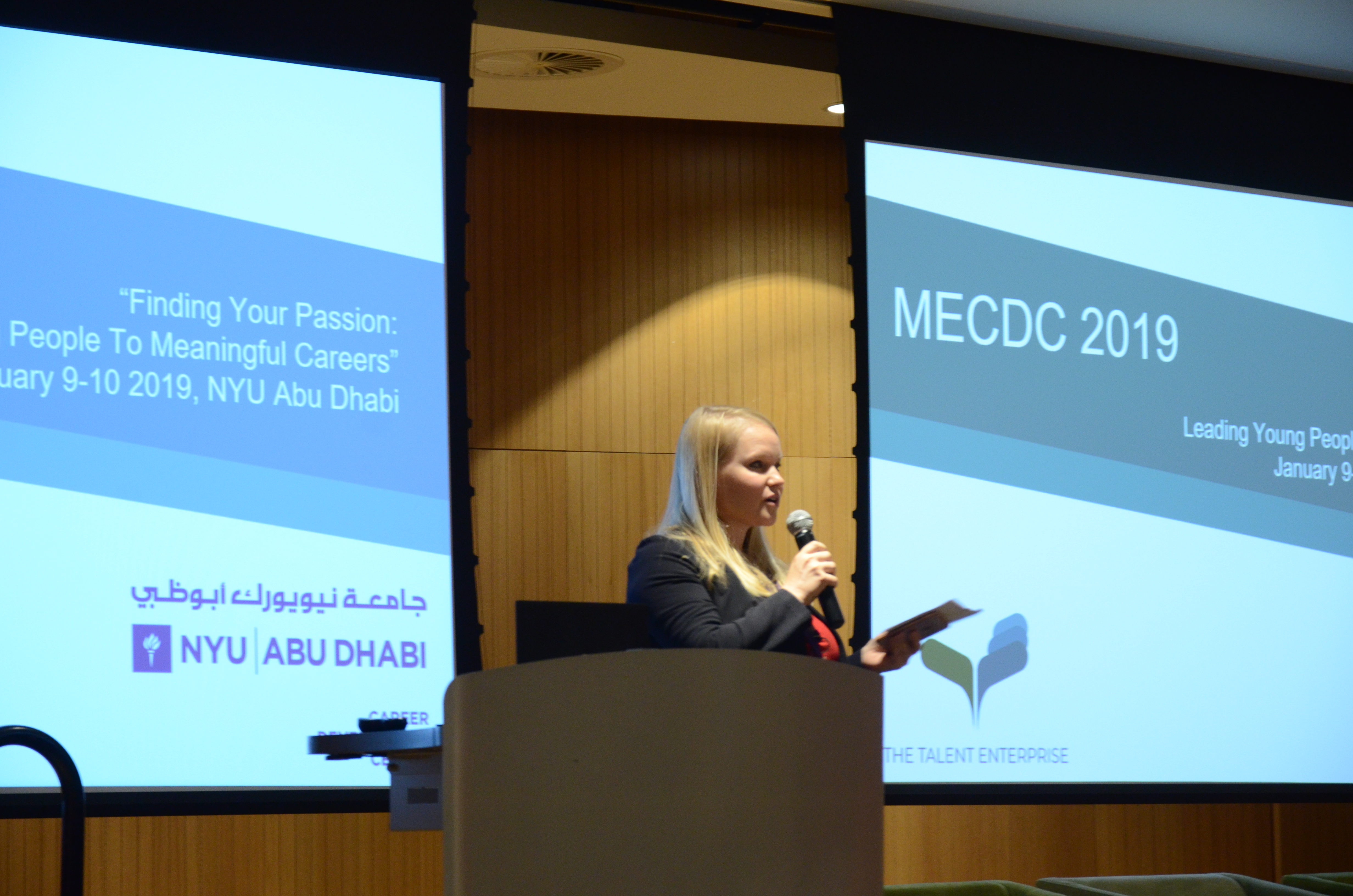 MECDC | Talent Development, UAE - The Talent Enterprise