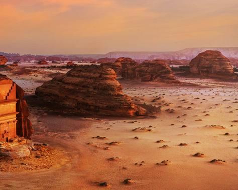 saudi ministry of tourism photo